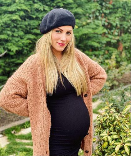 Edurne embarazada 2021