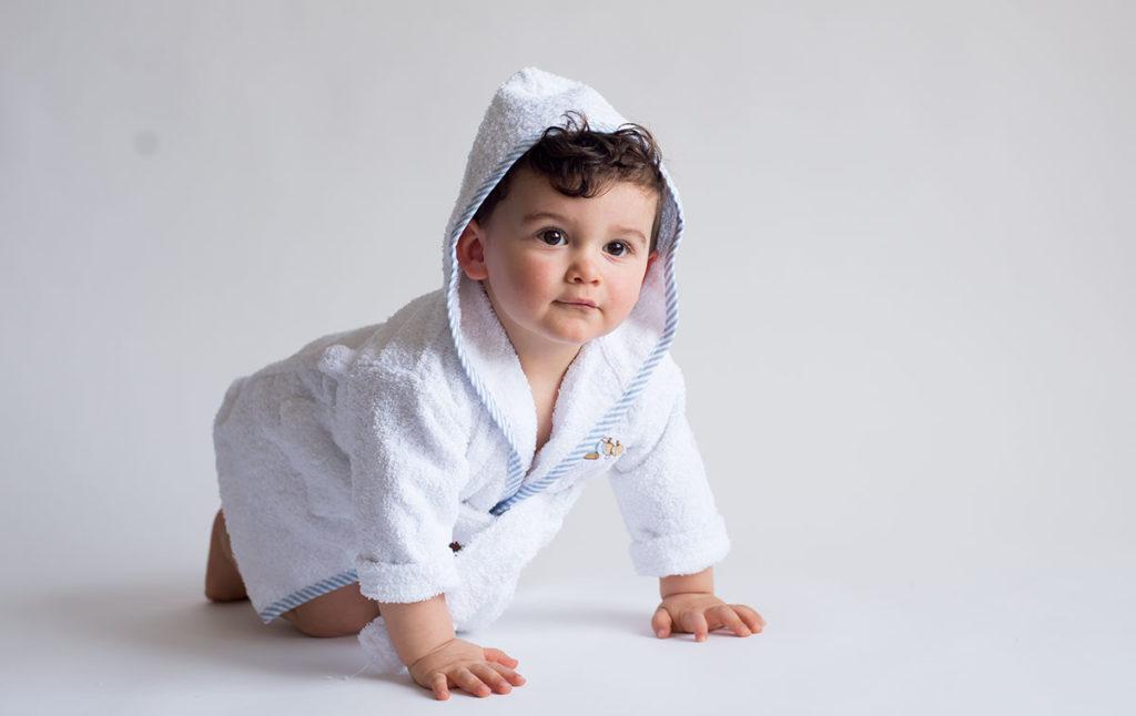 albornoz para bebe