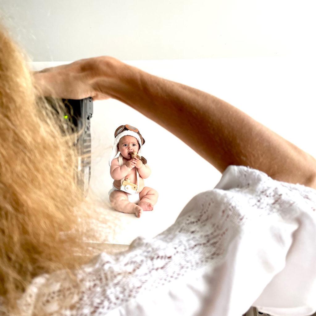 Fotógrafo recién nacidos