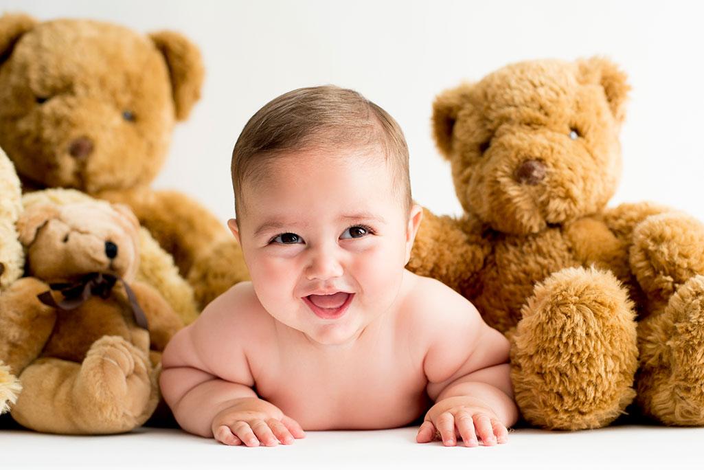 Fotos divertidas de bebes